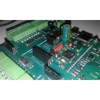 ماژول صنعتی نمایشگر گرافیکی AE103SDG (بدون نمایشگر)
